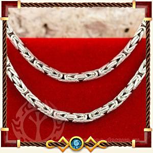 Цепочки браслеты и шнуры из серебра, золота и кожи в Красноярске